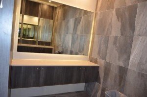 Aspley Leagues Club Bathroom Renovation - Vanity - By Open Projects - Gold Coast / Brisbane Shopfitting